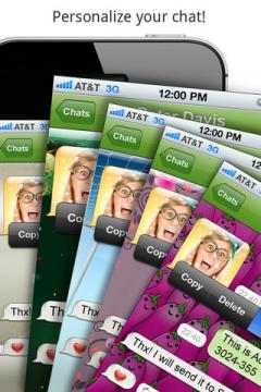ICQ Messenger for iPhone/iPad