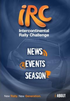 ERC: FIA European Rally Championship