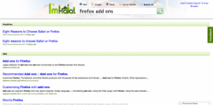 ImHalal.com web search - Firefox Addon