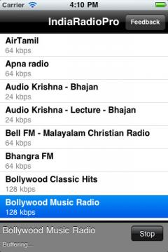 India Radio Pro for iPhone/iPad
