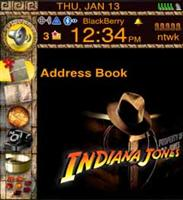Indiana Jones Theme for Blackberry 8100 Pearl