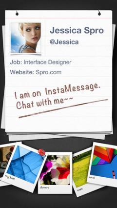 InstaMessage