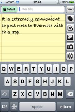 Instant Ever Free for Evernote