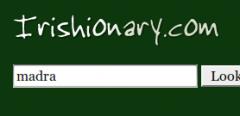 Irishionary.com Irish Dictionary - Firefox Addon