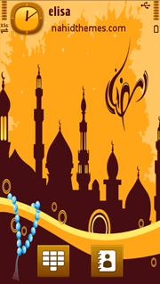 Islamic World Theme