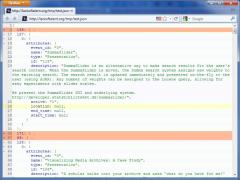 JSONovich - Firefox Addon