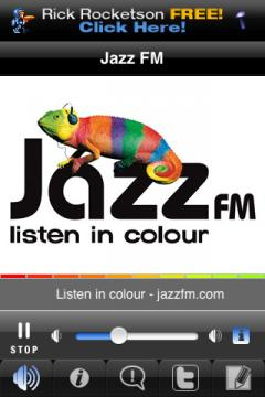 Jazz FM 2.0 (iPhone)