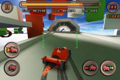 Jet Car Stunts for iPhone/iPad