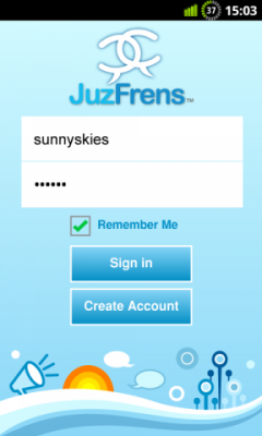 JuzFrens Messenger for Android