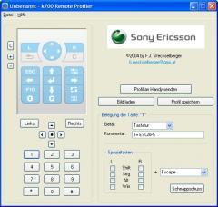 K700 Remote Profiler