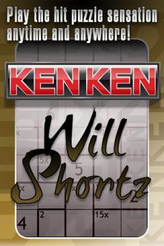 KENKEN Pro By Will Shortz