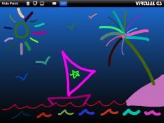 Kids Paint HD for iPad