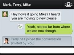 Kik Messenger (BlackBerry)