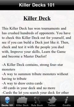 Killer Deck