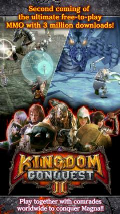 Kingdom Conquest II for iPhone/iPad
