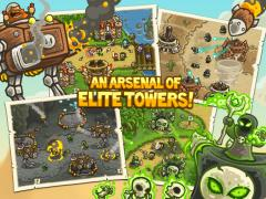 Kingdom Rush Frontiers HD for iPad