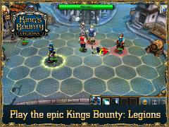 King's Bounty: Legions for iPhone/iPad