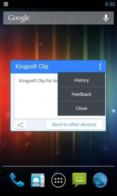 Kingsoft Clip for Android