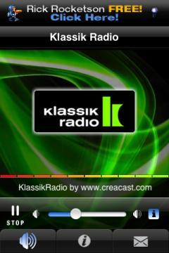 Klassik Radio (iPhone)