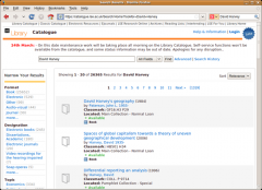 LSE Library Catalogue - Firefox Addon