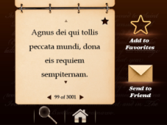 Latin Proverbs Free (BlackBerry)