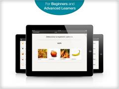 Learn English with babbel.com on iPad