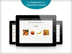 Learn German with babbel.com on iPad