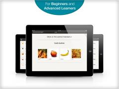 Learn Indonesian with babbel.com on iPad