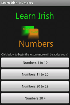 Learn Irish FREE