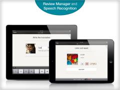 Learn Portuguese with babbel.com on iPad