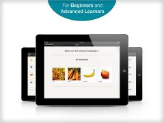 Learn Spanish with babbel.com on iPad