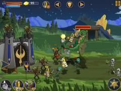 Legendary Wars HD
