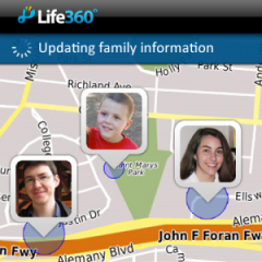 Life360 Family Locator for BlackBerry