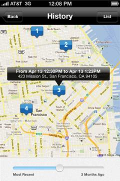 Life360 Family Locator for iPhone