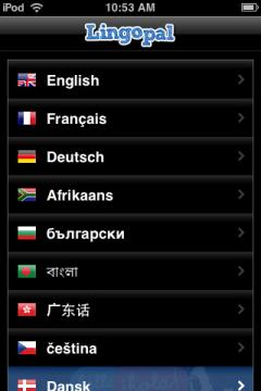 Lingopal Cantonese - talking phrasebook