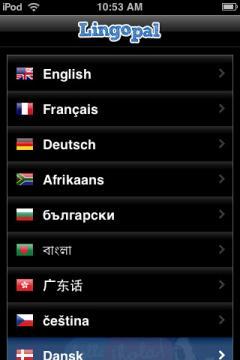 Lingopal Mandarin (Chinese) - talking phrasebook