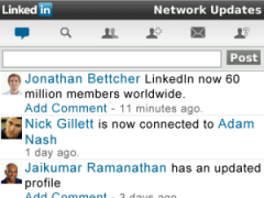LinkedIn (BlackBerry)