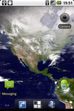 Live Earth Wallpaper Free