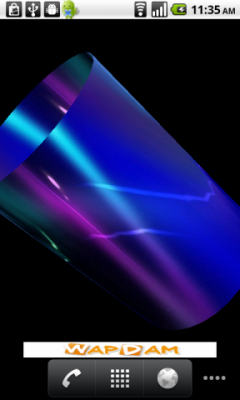 Live Wallpaper 3D Reflection Free
