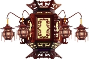 Live Wallpaper Palace Lantern
