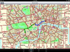 London Bus for iPad by Zuti
