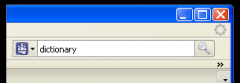 Longman English Dictionary - Firefox Addon