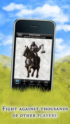 Lords & Knights for iPhone/iPad