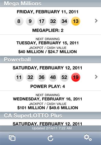 Купить Lotto Results Premium for iPhone/iPad