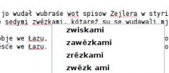 Lower Sorbian Dictionary - Firefox Addon