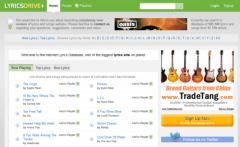 Lyrics - LyricsDrive.com - Firefox Addon
