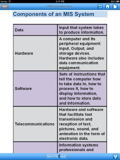 MBA (iPad)