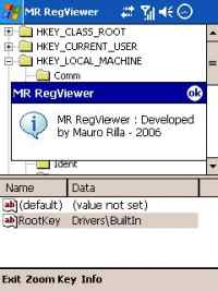 MR RegViewer