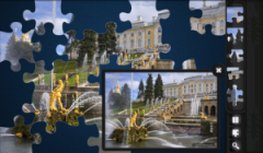 Magic Puzzles: Black and White Cities (BlackBerry)