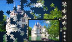 Magic Puzzles: Castles (BlackBerry)
